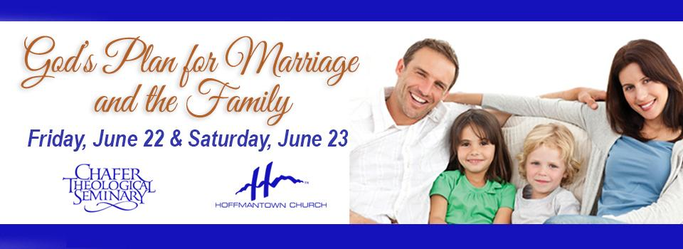Gods Plan For Marriage Banner DBM