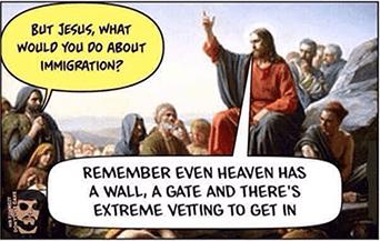 Gods Wall